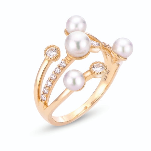 Ring from Imperial Pearl