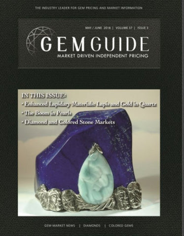 May/June 2018 issue of GemGuide Magazine
