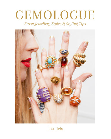 Liza Urla of Gemologue.com loves pearls and wrote a book about street style