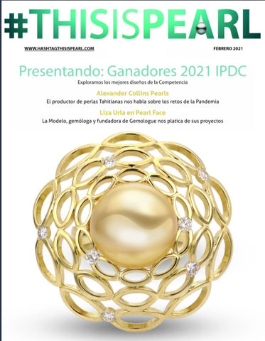 February 2021 #thisispearl issue in Spanish