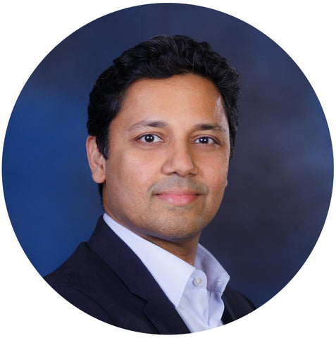 Anil Maloo, founder of Baggins Pearls and CPAA president