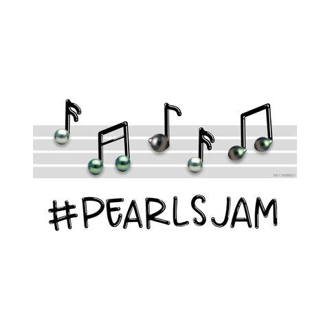 #PearlsJam custom doodle by @Diamondoodles for @PearlsCPAA