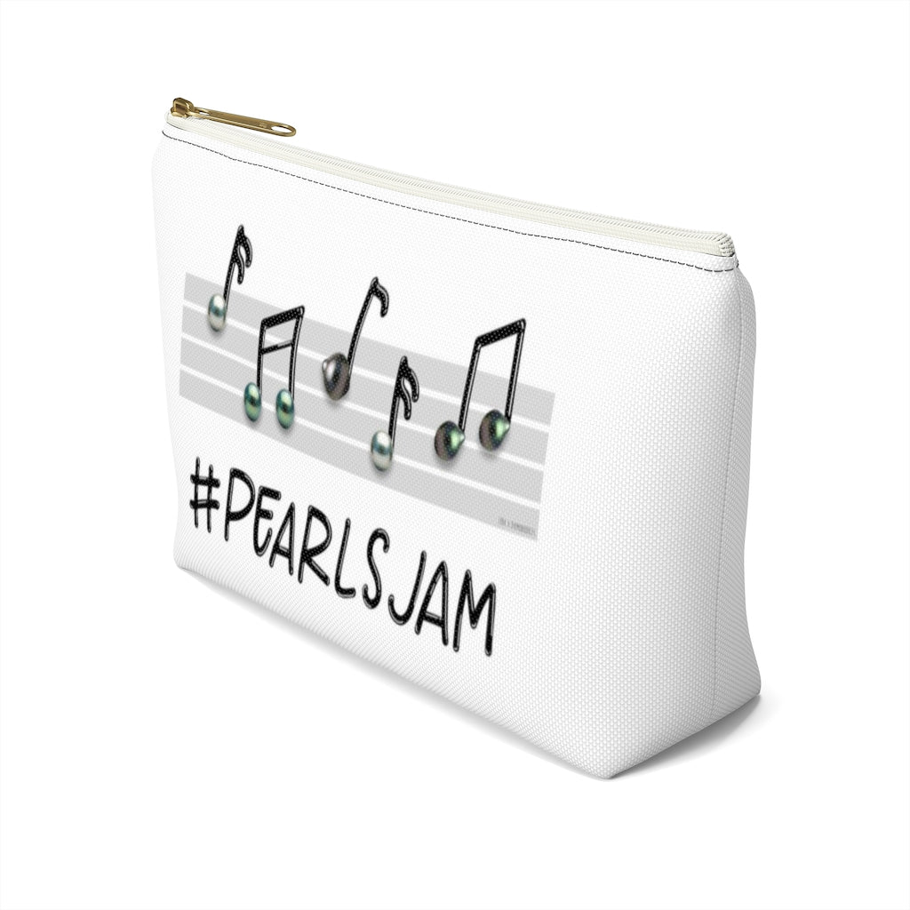 #PearlsJam @Diamondoodles Accessory Pouch w T-bottom
