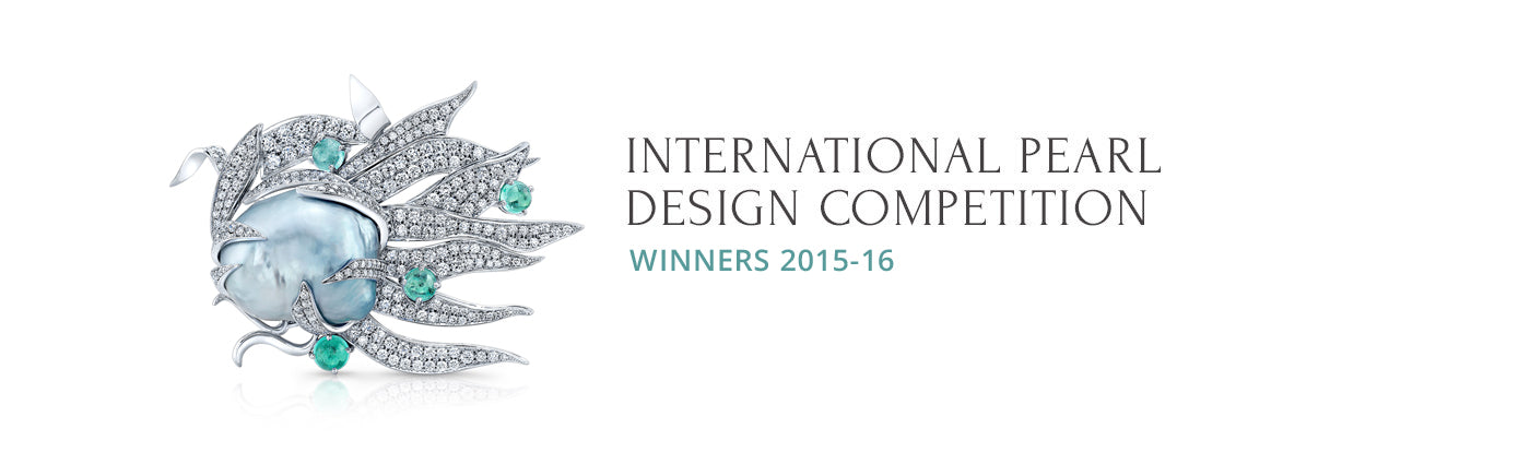 International Pearl     design competition - Winners 2015-2016