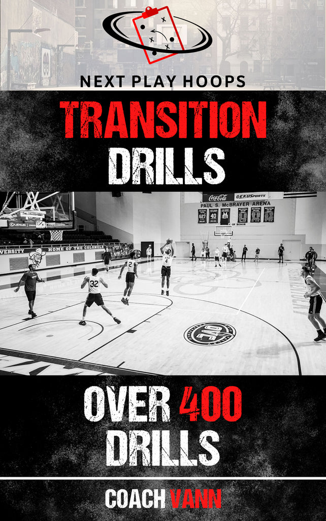 Transition Drills - Next Play Hoops