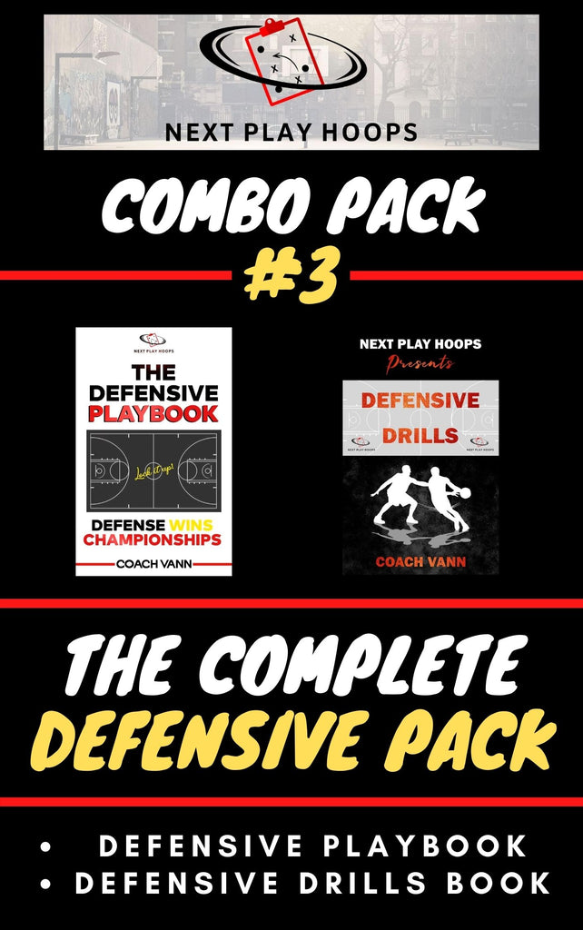 Combo Pack #3 (Defense Pack) - Next Play Hoops