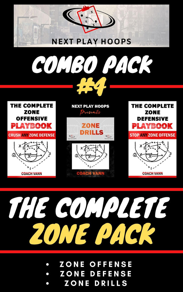 Combo Pack #4 (Zone Pack) - Next Play Hoops