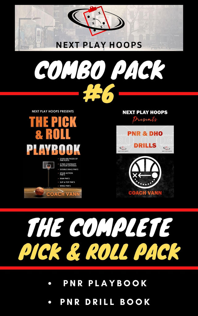 Combo Pack #6 (PNR Pack) - Next Play Hoops