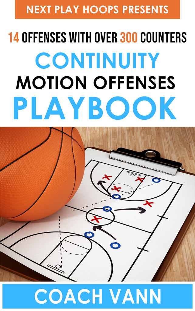 The Continuity Offenses Playbook - Next Play Hoops
