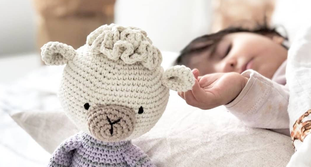 Why do babies & children need stuffed toys?