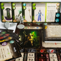 Perdition's Mouth: Aisha the Witch expansion