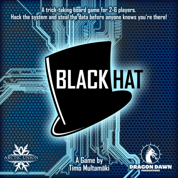 Black Hat – International standard edition (ENG/GER)