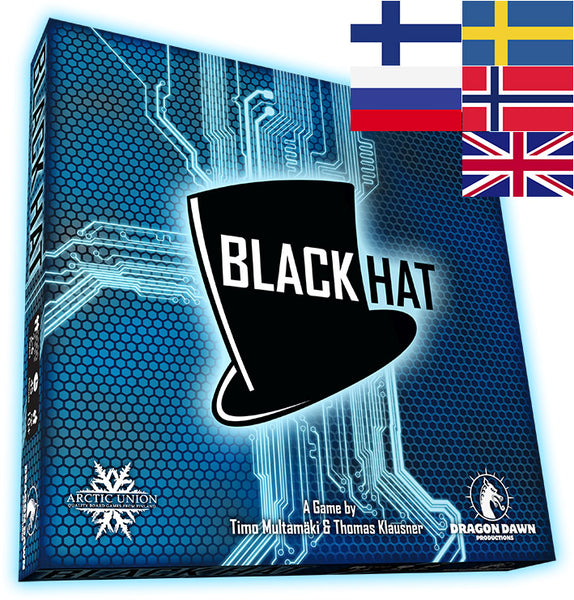Black Hat – Nordic premium version (ENG/FI/NO/RU/SWE)