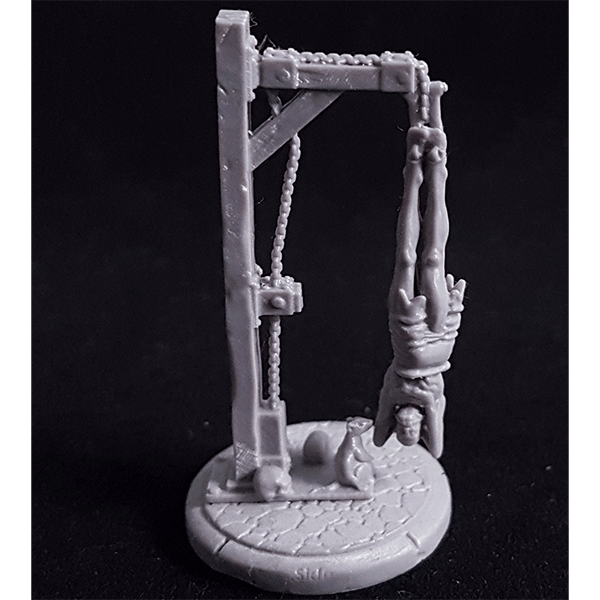 Perdition's Mouth: Victim #3 Hanging Man Miniature