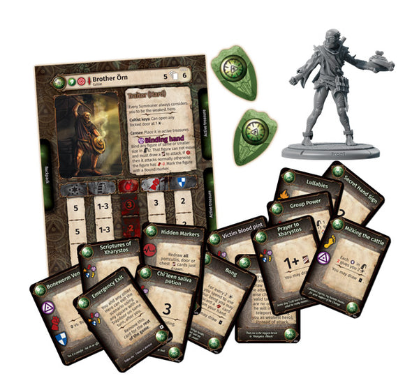 Perdition's Mouth: Traitor Guard Expansion