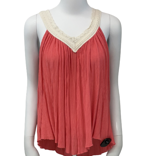 Sleeveless Top by Heart Hips size S