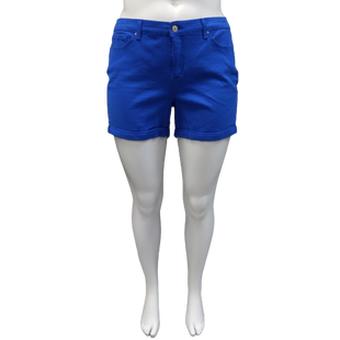 Shorts by Vintage America Blues Size 16 - BRAND: VINTAGE AMERICA BLUES. COLOR: BLUE. SIZE: 16 (X-LARGE). SKU: 40321020487.