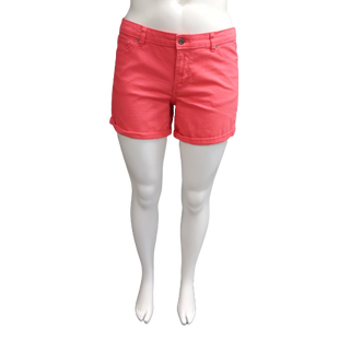 Shorts by Mossimo Size 16 - BRAND: MOSSIMO . COLOR: CORAL. SIZE: 16 (X-LARGE). SKU: 40321021379.