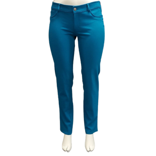 Pants by Faded Glory Size 16 - BRAND: FADED GLORY. STYLE: SKINNY. COLOR: TURQUOISE. SIZE: 16 (X-LARGE). SKU: 40321027814.