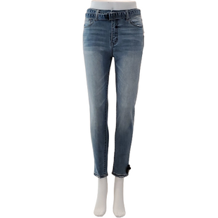 Jeans by Vervet Size 8 - BRAND: VERVET . STYLE: HIGH RISE ANKLE SKINNY. COLOR: LIGHT WASH. SIZE: 8 (29 WAIST). SKU: 40321029335.