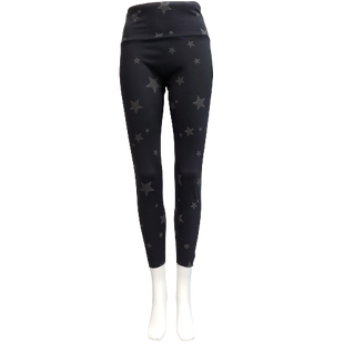 Athletic Bottoms by Aerie Size L - BRAND: AERIE . STYLE: LEGGINGS. COLOR: NAVY AND GRAY. SIZE: LARGE. SKU: 40321024197.