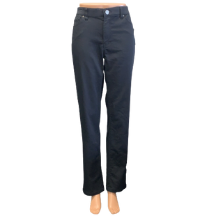 Pants by Croft & Barrow size 4 - BRAND: CROFT & BARROW . SIZE: 4. STYLE: THE EFFORTLESS STRETCH PANT . COLOR: BLACK. SKU: 40321005277.