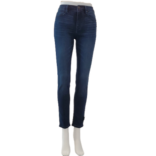 Jeans by Unpublished Size 8 - BRAND: UNPUBLISHED . STYLE: MID RISE SKINNY. COLOR: DARK WASH. SIZE: 8 (29 WAIST). SKU: 40321029316.
