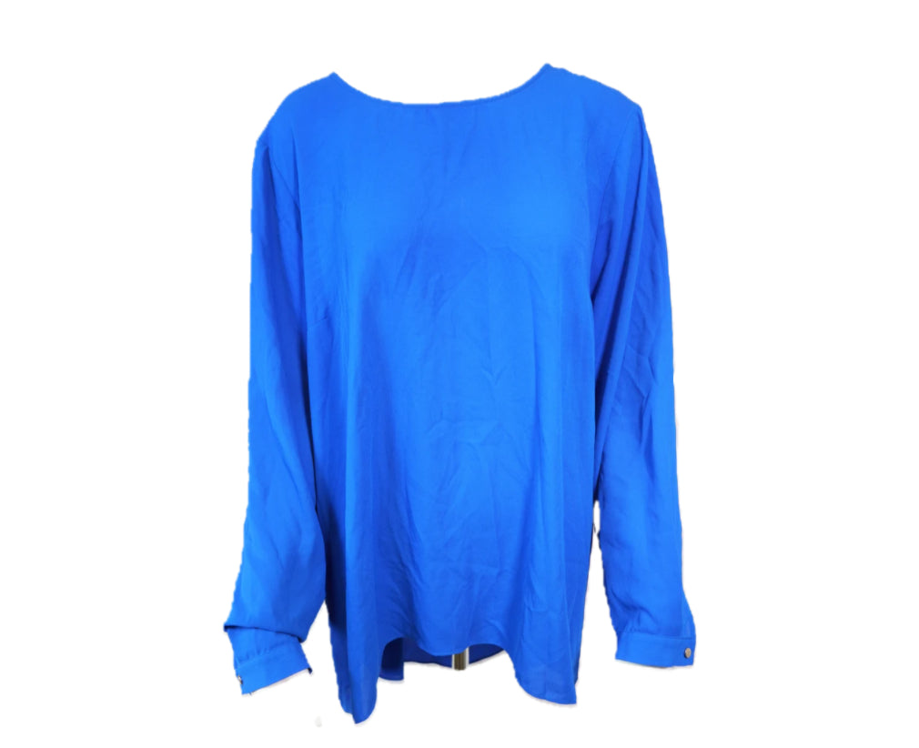 Shirt Long Sleeve by Vince Camuto Size XL