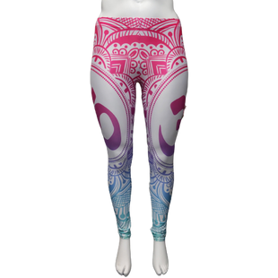 Athletic Bottoms by Gear Bunch Size XL - BRAND: GEAR BUNCH . STYLE: LEGGING. COLOR: PINK, PURPLE, BLUE, GREEN AND WHITE. SIZE: X-LARGE. SKU: 40321024383.