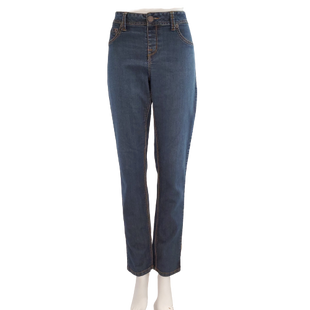 Jeans by a.n.a Size M - BRAND: A.N.A . STYLE: STRAIGHT LET. COLOR: MEDIUM WASH DENIM . SIZE: MEDIUM. SKU: 40321029221.