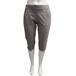 Athletic Bottoms by Columbia Sportswear Size XL - BRAND: COLUMBIA SPORTSWEAR. STYLE: OMNI-SHIELD CAPRI. COLOR: GRAY. SIZE: X-LARGE. SKU: 40321023839.
