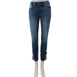 Jeans by Unpublished Size 8 - BRAND: UNPUBLISHED . STYLE: KORA MID RISE SKINNY. COLOR: LIGHT WASH. SIZE: 8 (29 WAIST). SKU: 40321029336.