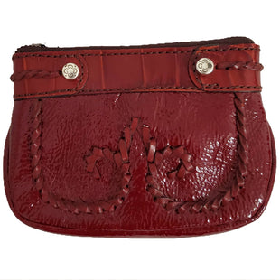 Bags Coin Purse by Brighton Size S - BRAND: BRIGHTON. STYLE: COIN PURSE. COLOR: BURGUNDY. SIZE: SMALL. SKU: 40321025803.