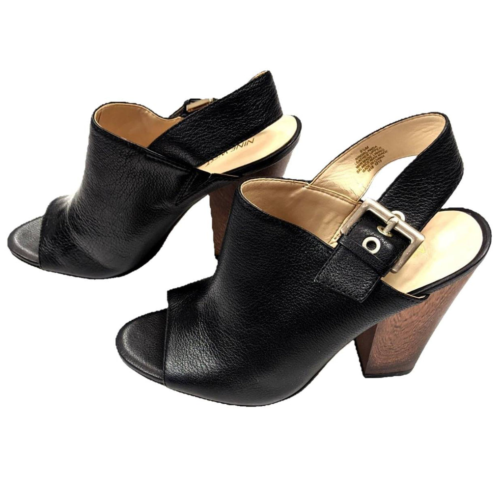 Shoes heels by Nine West size 9.5