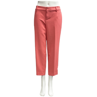 Capris by Old Navy Size 6 - BRAND: OLD NAVY. COLOR: PINK. STYLE: HARPER FIT MID RISE CAPRIS. SIZE: 6. SKU: 40321008175.