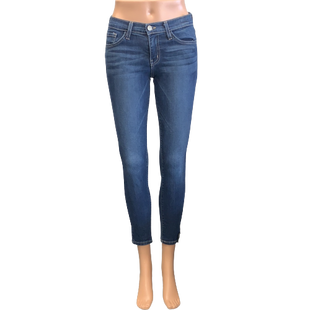Jeans by Flying Monkey Size 4 - BRAND: FLYING MONKEY. STYLE: SKINNY. COLOR: BLUE. SIZE: 4 (26). SKU: 40321012603.