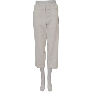 Pants by Lane Bryant Size 14 - BRAND: LANE BRYANT . STYLE: THE LEAN FIT - MODERATELY CURVY FIT CROP. COLOR: WHITE. SIZE: 14. SKU: 40321024798.