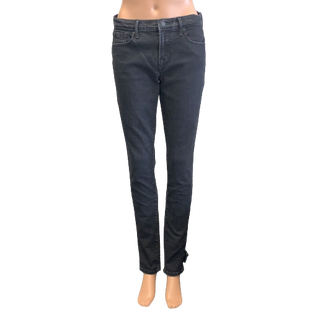 Jeans by Old Navy size 4 - BRAND: OLD NAVY. STYLE: ORIGINAL SKINNY JEAN. COLOR: BLACK. SIZE: 4. SKU: 40321008893.