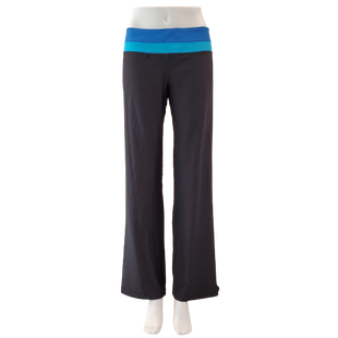 Athletic Bottoms by Xersion Size S - BRAND: XERSION . STYLE: LEGGING. COLOR: BLACK AND BLUE. SIZE: SMALL. SKU: 40321023498.