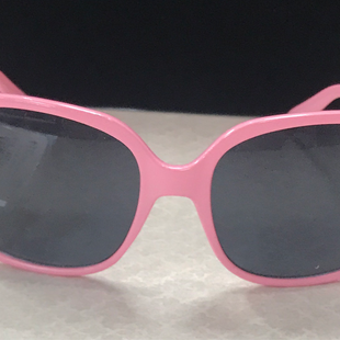 Sunglasses by Joe Fresh - BRAND: JOE FRESH. STYLE: OVERSIZED. COLOR: PINK. SKU: 40321023326U.
