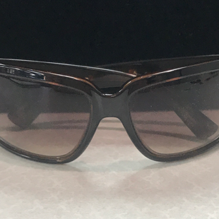Sunglasses by Marc by Marc Jacobs - BRAND: MARC BY MARC JACOBS. STYLE: RECTANGLE. COLOR: BROWN. SKU: 40321020020U.