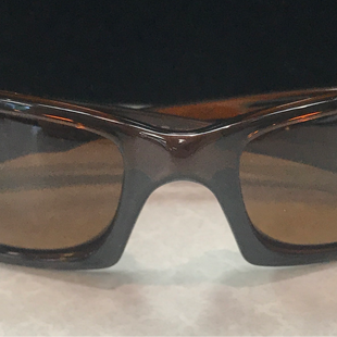 Sunglasses by HDO - BRAND: HDO. STYLE: RECTANGLE . COLOR: BROWN. SKU: 40321021874U.