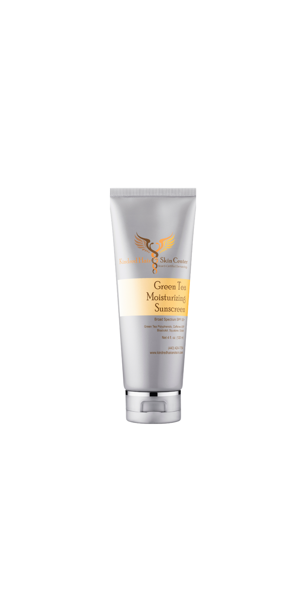KHSC Green Tea Moisturizing Sunscreen