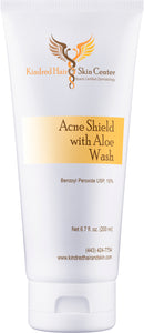 KHSC Acne Shield with Aloe Wash