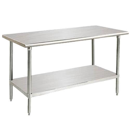 "Atosa MRTW-3048  30"" Deep Series Kitchen Worktable - Summit Restaurant Supply"