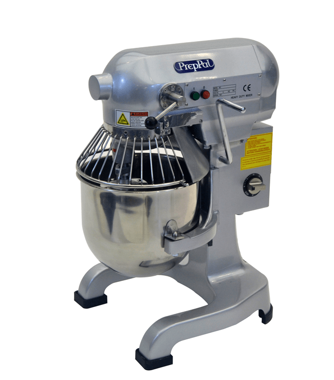 Atosa Prep Pal PPM-10  10 Qt. Commercial Planetary Mixer - Summit Restaurant Supply
