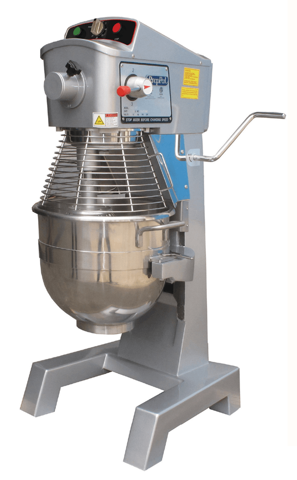 Atosa PPM-30 Series Heavy Duty Floor Mixer - Summit Restaurant Supply
