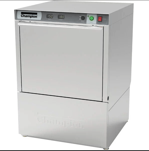 Champion UH-130B High Temperature Undercounter Dishwasher - 208/240V