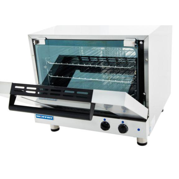 Turbofan E23M3 - Half Size Manual Electric Convection Oven - Summit Restaurant Supply