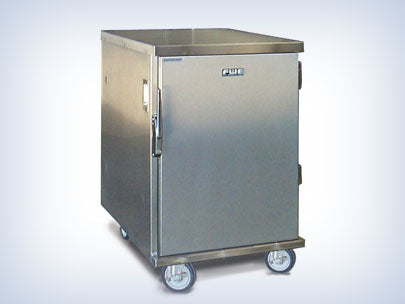 FWE Model ETC-UA-5 Undercounter Non-Heated Non-Insulated Mobile Holding Cabinet